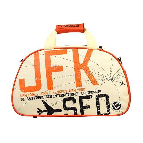 10eacb7e7a2 de brabo schoudertas is een shoulderbag met een stoere opvallende print van  brabo deze rugzak biedt. Brabo Travel JFK Schoudertas