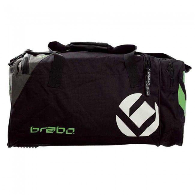 75b1cdf614c De brabo team sportsbag is een handige tas om je hockeyspullen in te  vervoeren. de