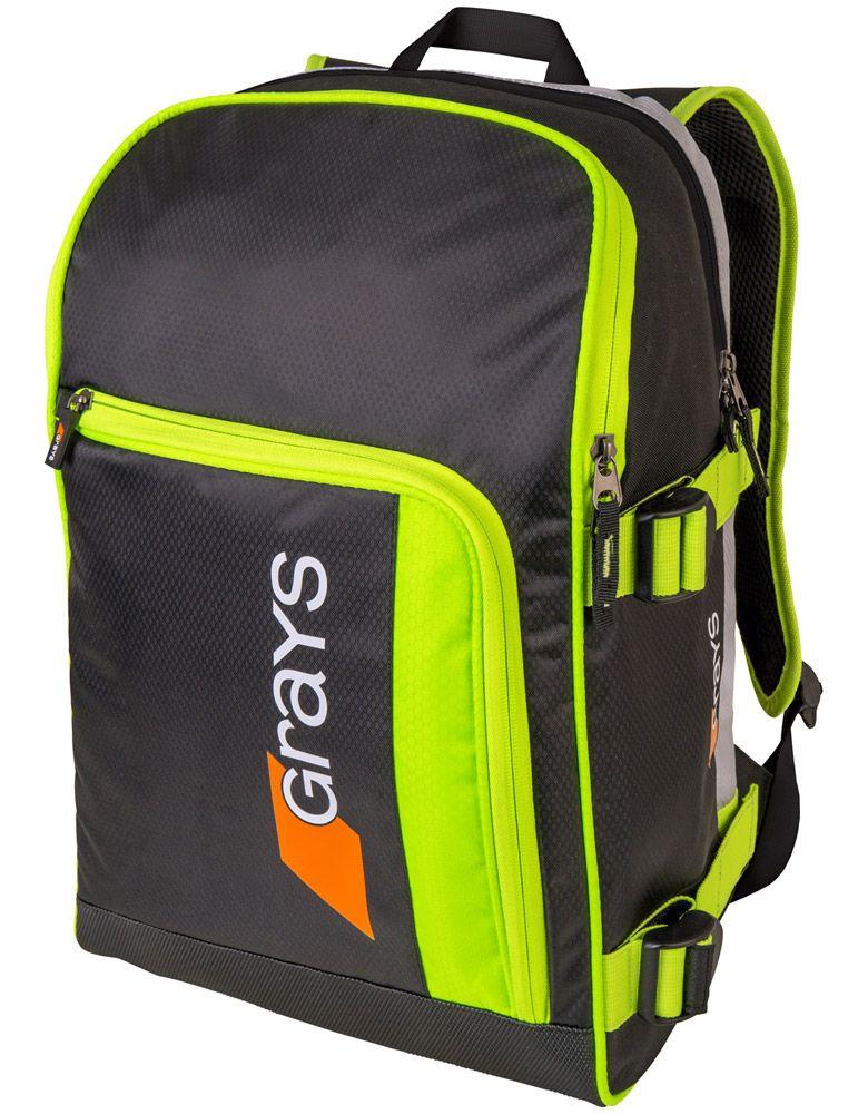 d5af8c2a746 De grays gr500 backpack is een handige hockeytas die voor meerdere  doeleinden kan worden gebruikt.