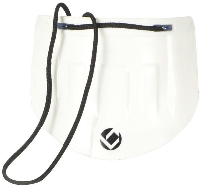 677b6d85845 De brabo throat protector zorgt ervoor dat je keel wordt beschermd. de  harde plaat beschermt