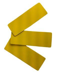 Malik 12 Markerings Strips Geel