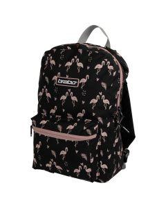 Brabo Storm Flamingo Backpack