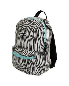 Brabo Storm Leopard Zebra Backpack
