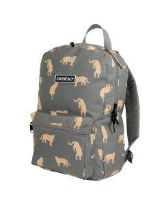 Brabo Storm Little Leopard Backpack