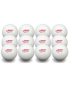 Dita Trainingsbal 12 stuks Silver Range