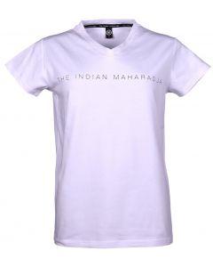 Indian Maharadja Fun Lean Dames Shirt
