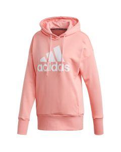 adidas Badge of Sport Long Hoodie