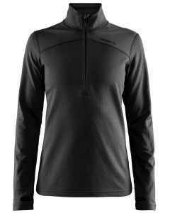 Craft Pin Half Zip Dames Thermoshirt
