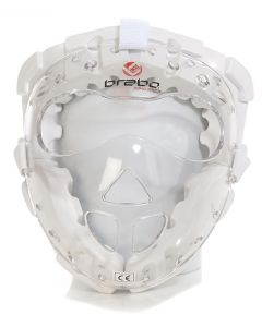 Brabo Facemask Transparant