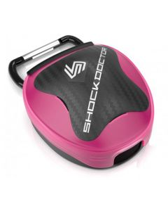 ShockDoctor Mouthguard Case Roze