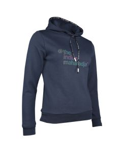 Indian Maharadja Dames Block Hoodie