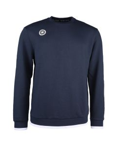 Indian Maharadja Heren Crew Tip Sweater