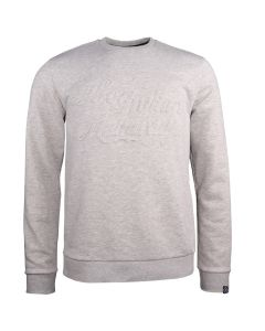 Indian Maharadja Heren Crew Emboss Sweater